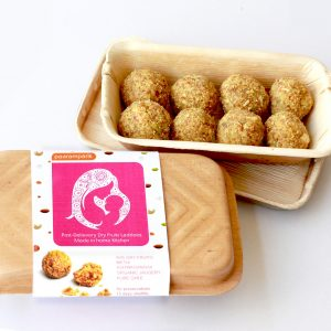 85% Dry fruit Laddoo for breastfeeding mother