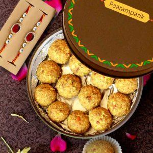 Book to send laddoos to your brother on Rakshabandhan