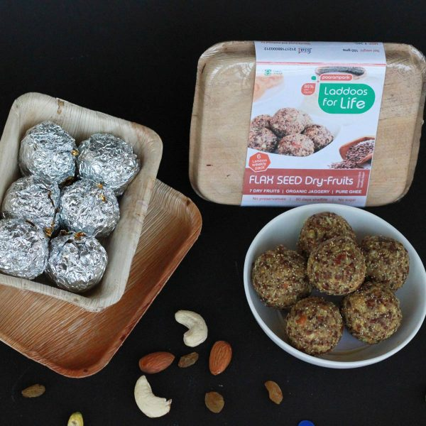 flax seed healthy snacks for adults